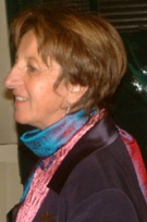 Photo de l'auteur Geneviève VIDAL