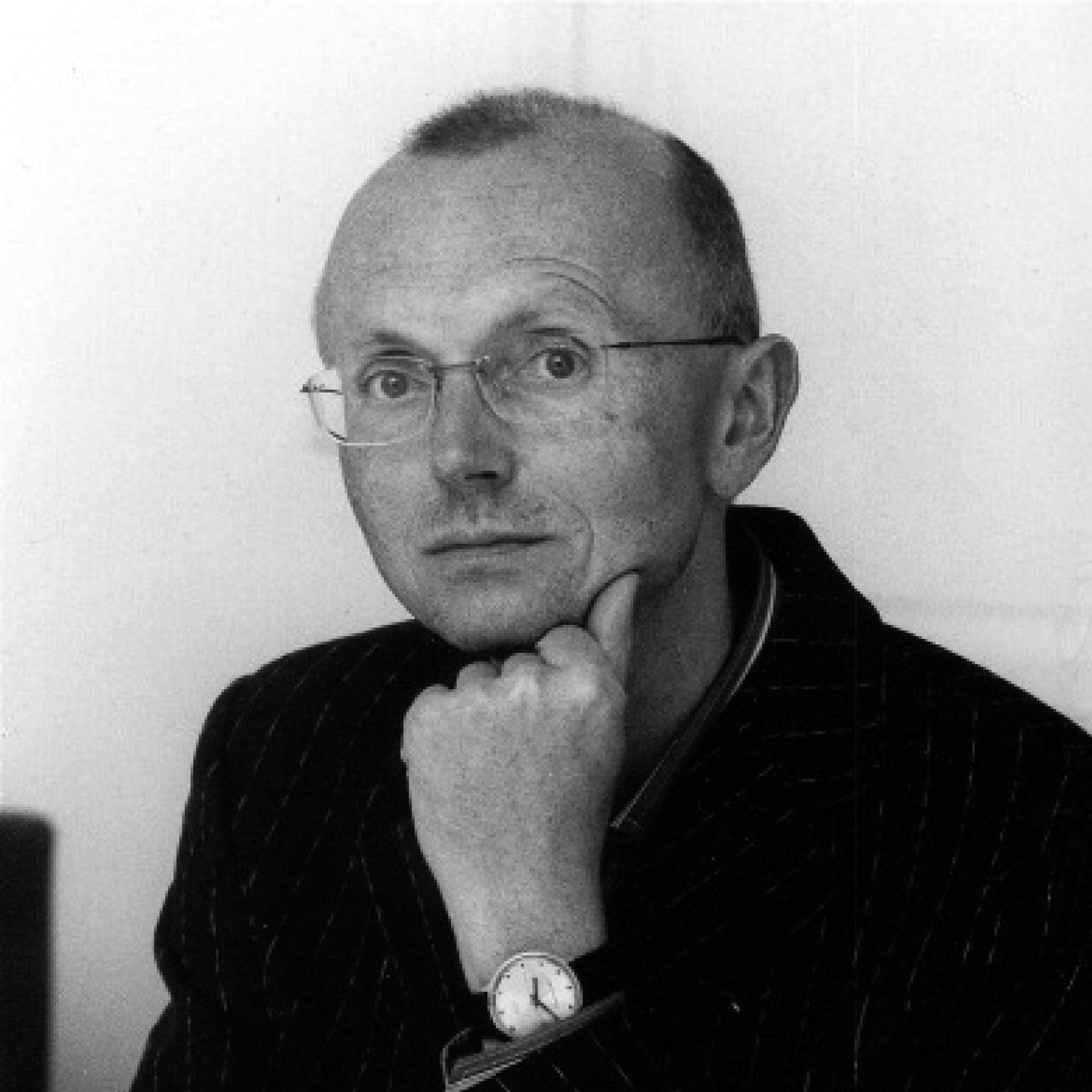 Photo de l'auteur Dieter GRÄF