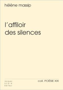L'Affiloir des silences