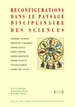 Reconfigurations dans le paysage disciplinaire des sciences